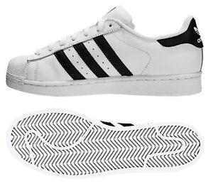 adidas Originals Men's Superstar Foundation Casual Running Shoe