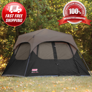 New Beautiful Rainfly Accessory for 6 Person Instant Tent Sleep Outdoor Camping
