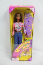 Vintage Happenin/' Hair Christie AA Barbie Doll 1998 New #22883 Mattel