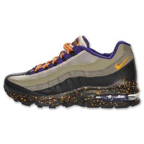 bd8c69102a Nike Air Max '95 GS ACG Mowabb OG Blue Orange Lebron XV KSA 7y Mens ...