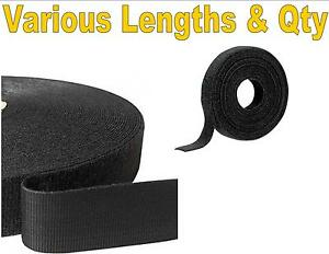 VELCRO® brand hook and loop 20mm hook only loop only you choose length
