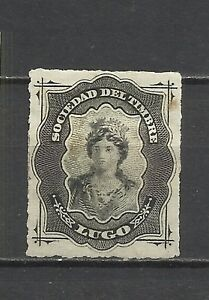 3372-SELLO-FISCAL-NUEVO-ANO-1870-SOCIEDAD-DEL-TIMBRE-LUGO-SPAIN-REVENUE