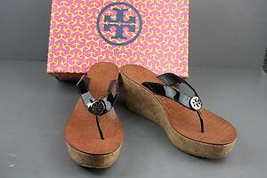 Image is loading Women-039-s-Shoes-Tory-Burch-Thora-Wedge-