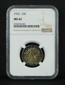 1926-25C-Standing-Liberty-Quarter-NGC-MS62