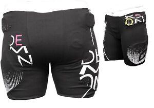 Demon-Flex-Force-Pro-Short-Women-039-s-Padded-Shorts-Size-XL