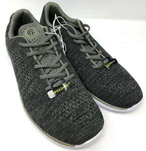 645dc3447 Men s C9 Champion Speedknit Focus 4 Athletic Shoes Olive sz 12 New ...