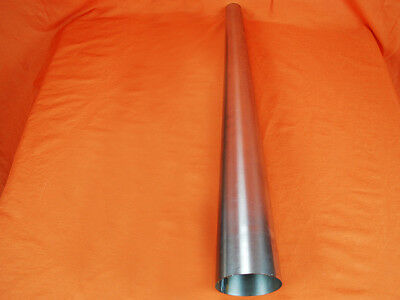 "hot rat rod Megaphone 1-5//8/"" x 3-1//2/"" x 30/"" lake headers custom 18 ga steel"