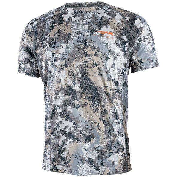 Sitka Gear Core Lightweight  Crew Short Sleeve Whitetail   Elevated II (10065-EV)  the latest