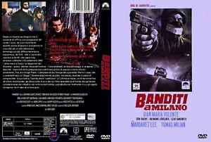 COFANETTO-NUOVO-SIGILLATO-DVD-FILM-FUORI-CATALOGO-034-BANDITI-A-MILANO-034-1968