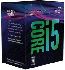 Intel Core i5-8600K Prozessor 3,6GHz (9 MB Cache, bis zu 4,30 GHz)