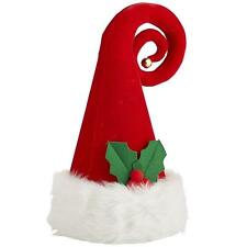 Santa Claus Hat Tree Topper Pier  1 Imports New Christmas NWT