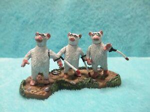 RARE-2001-McFarlane-Shrek-3-Blind-Mice-On-Base-Action-Figure-Toy-Minfigure-2-034