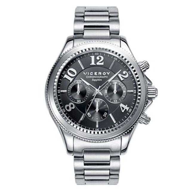 Reloj Viceroy Penélope Cruz 47891-55 Cronógrafo/Cristal Zafiro, Envío 24h Gratis