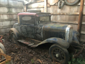 1929 Buick Coupe Antique $7500