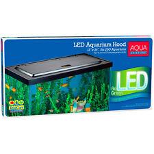 Aqua Culture LED Aquarium Hood for 20/55 Gallon Aquariums