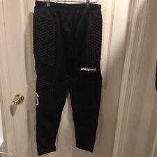 UHLSPORT CLASSIC STANDARD PRO SOCCER GOALKEEPER PANTS pantaloon FREE SHIPPING L