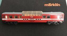 """Märklin H0 4075 Sondermodell Aussichtswagen """"le capitole"""" zu 3059/28590 (4090)"""