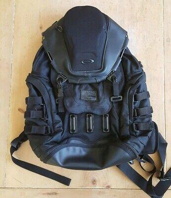 Oakley 921018 013 Kitchen Sink Lx Designer 34l Backpack Stealth Black For Sale Online Ebay
