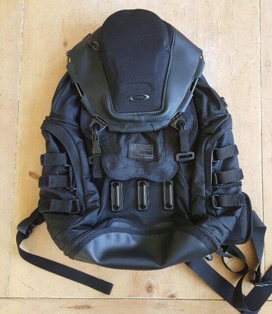 Oakley Kitchen Sink Lx Designer Backpack Stealth Black For Sale Online Ebay