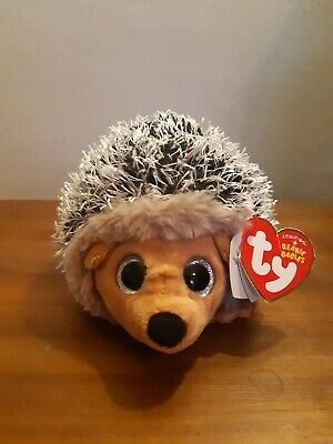 Ty Beanie Baby Spike the Hedgehog 2015 Release MWMT Free Shipping!!