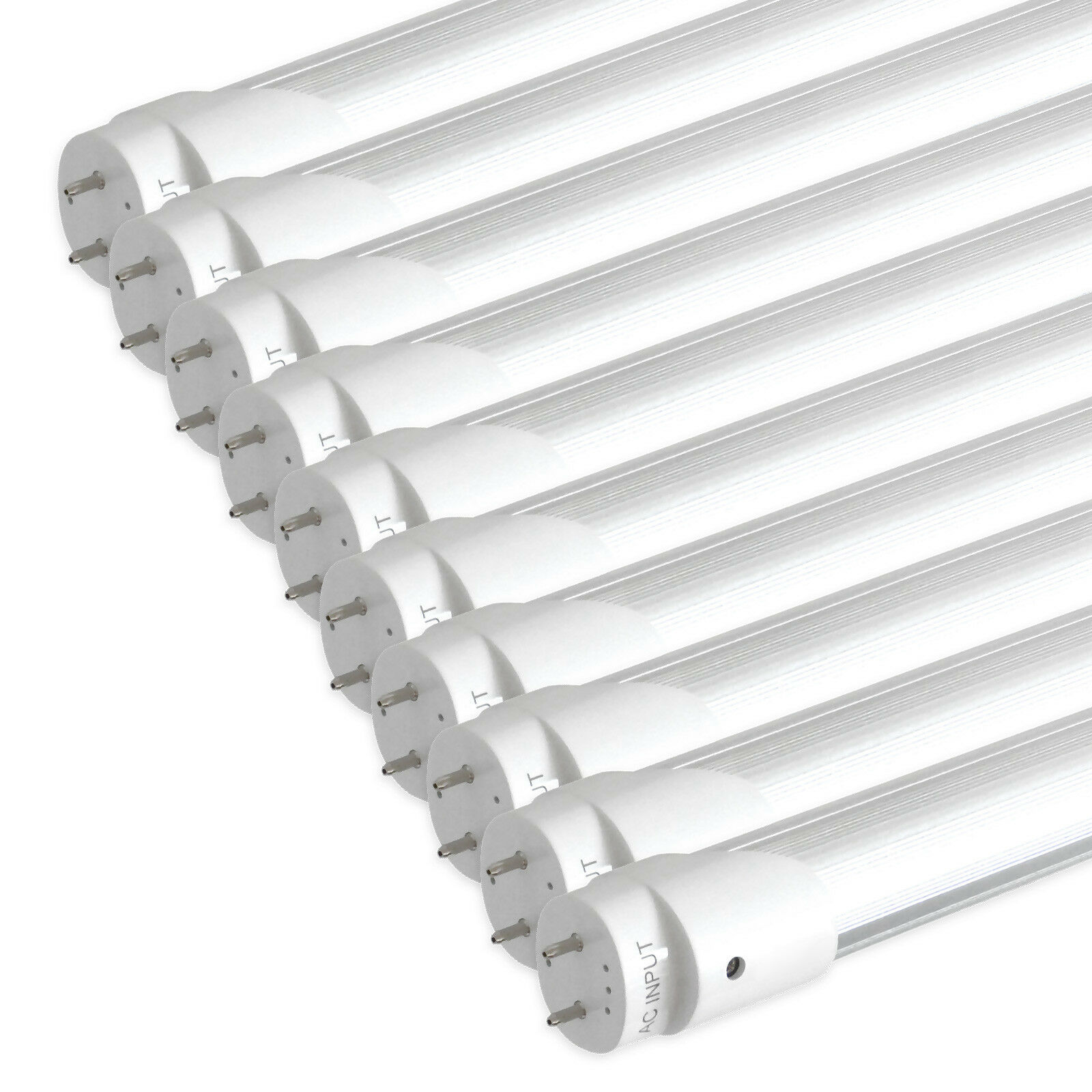 10x Xtend LED Leuchtstoffröhre 150cm Tageslichtweiß 6000K 29W T8 G13 LED Tube