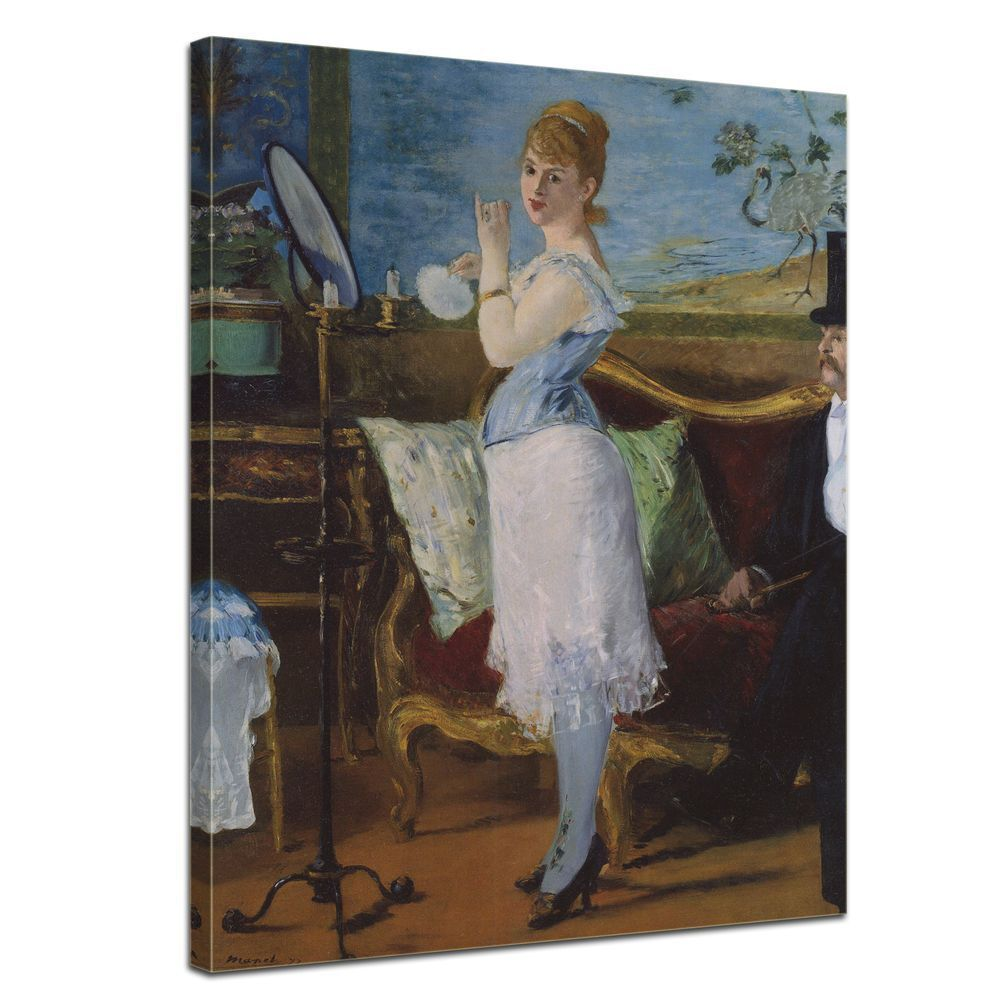 Kunstdruck - Alte Meister - Édouard Manet - Nana