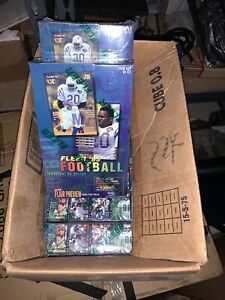 1995-Fleer-Football-card-box-Factory-Sealed-contains-36pks
