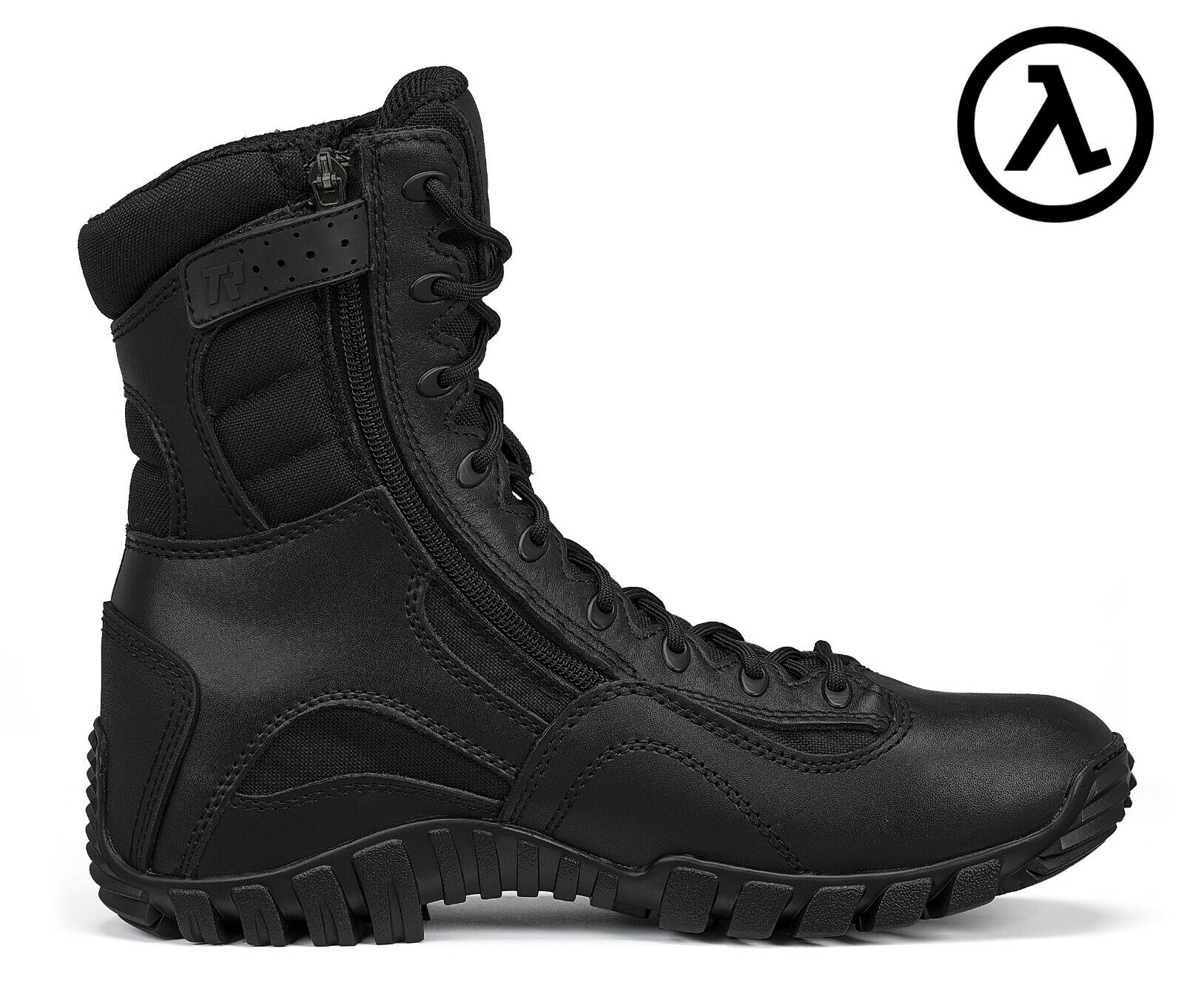 BELLEVILLE TR960Z KHYBER TR-SERIES SIDE-ZIP HYBRID TACTICAL BOOTS - ALL SIZES