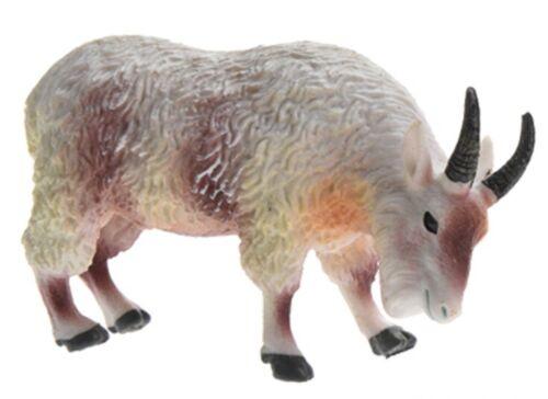 Free and Easy Ferme Animal Steinbock ferme vie 8 cm Beige
