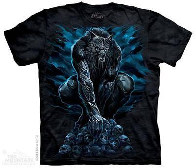 New WEREWOLF RISING T Shirt