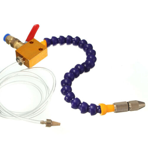 Mist Coolant Lubrication Spray System For 8mm Air Pipe CNC Lathe Mill Drill GT