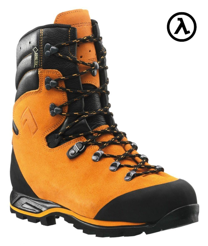 HAIX MEN'S PredECTOR PRIME orange WP ST LOGGER BOOTS 603102  ALL SIZES - NEW