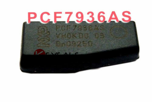 10* High Quality Blank PCF7936AS ID46 Crypto Chip for Car Keys