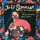 Live in Canada by Jo-El Sonnier (CD, Oct-1996, Stony Plain (Canada))