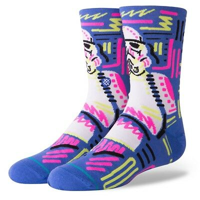 Stance NEW Drips Boys Socks Grey BNWT