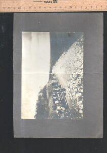 b89974-Deutschostafrika-Foto-auf-Karton-Bahnbauarbeitene-aus-dem-Nachl