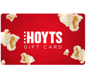 Hoyts Gift Card $25 $50 or $100 - Emailed