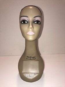 Realistic Mannequin Head For Wigs/jewelry/Hats(E&MP072N)