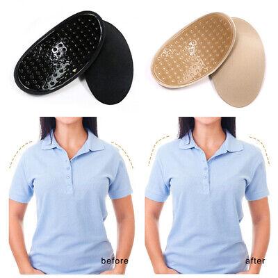 1 Pair Shoulder Pads Push-up Self-Adhesive Shoulder Enhancer For Women