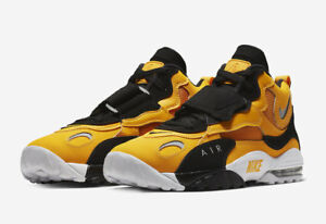 AUTHENTIC-NIKE-Air-Max-Speed-Turf-BV1165-700-Gold-Yellow-Black-Steelers-men-size