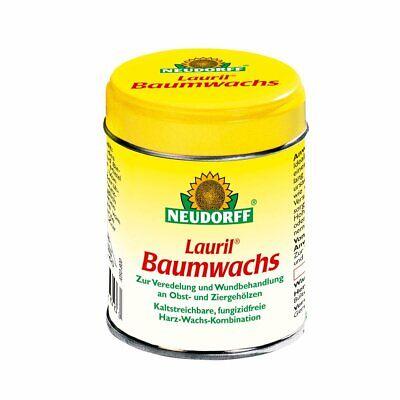 Neudorff Lauril Baumwachs 125 g zur Veredelung und Wundbehandlung Baum-Wachs