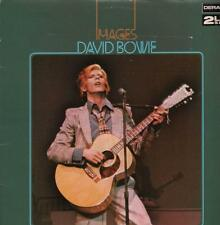 "David Bowie(2x12"" Vinyl LP Gatefold)Images-Deram-DPA 3017/8-UK-1967-VG-/Ex"