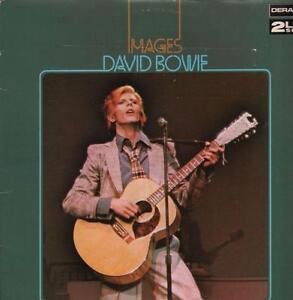 David-Bowie-2x12-034-Vinyl-LP-Gatefold-Images-Deram-DPA-3017-8-UK-1967-VG-Ex