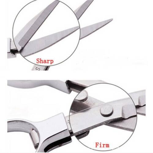 Portable Stainless Steel Glass Shaped Folding Fishing Pliers Hook Scissors MP