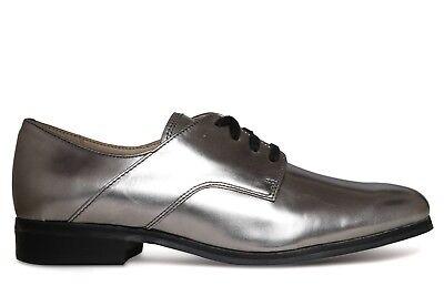 02e73e6f9d735 Clarks Ladies Hotel Dream Black Leather Shoes UK Size 6D / EU 39 | eBay