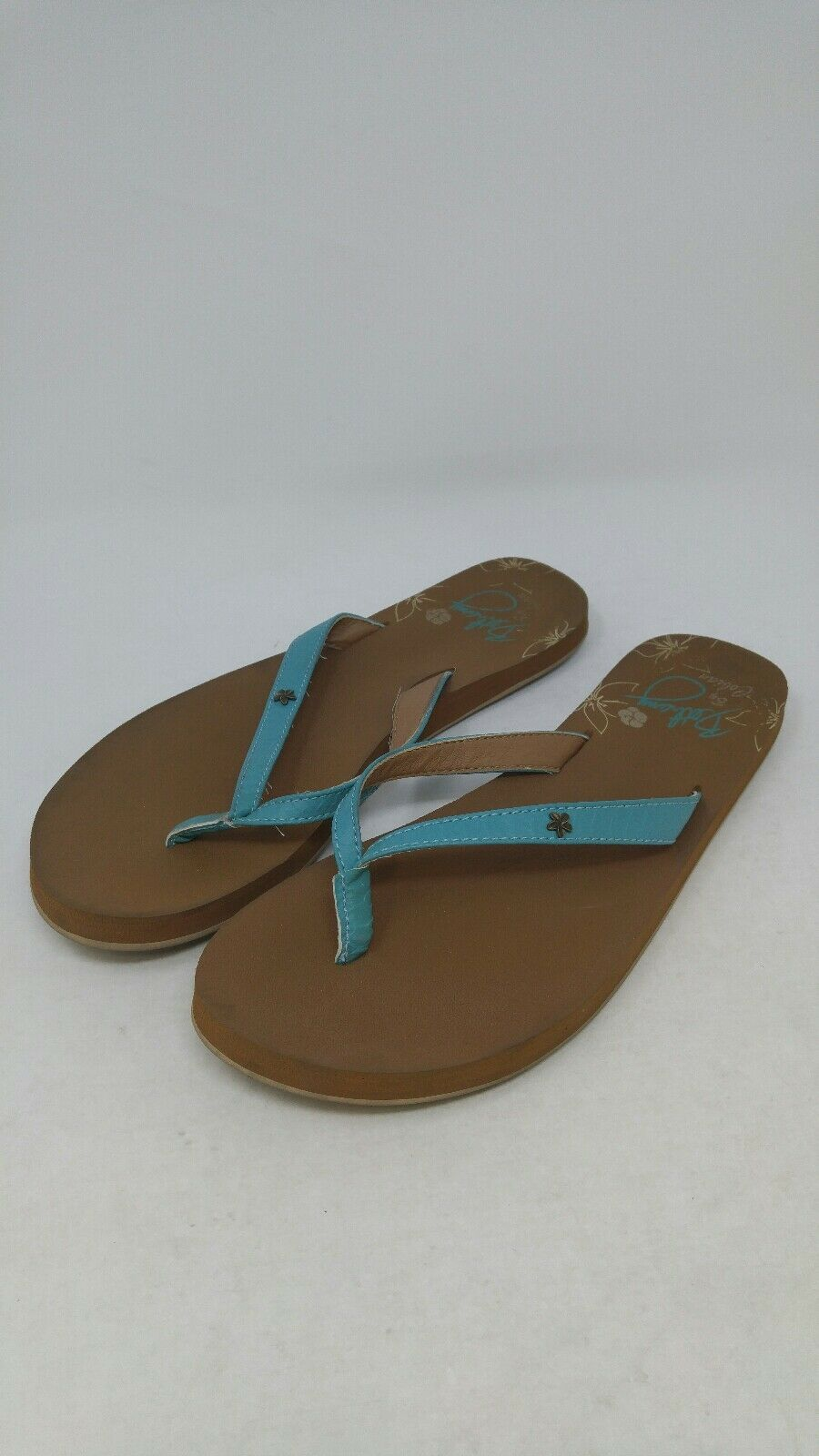 Bethany By Cobian Women's Tan bluee size 9