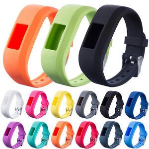 Replacement-Sport-Silicone-WristBand-Bracelet-Strap-For-Garmin-VivoFit-Jr-Junior