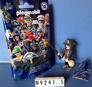 N9241-5-playmobil-garcon-Le-bandit-western-N-5-serie-12-ref-9241-neuf