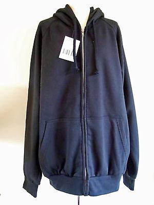Thermal Lined,hooded,zipped Black Sweatshirt M-xxl,snap N' Wear(usa)rrp$69 SpäTester Style-Online-Verkauf Von 2019 50%