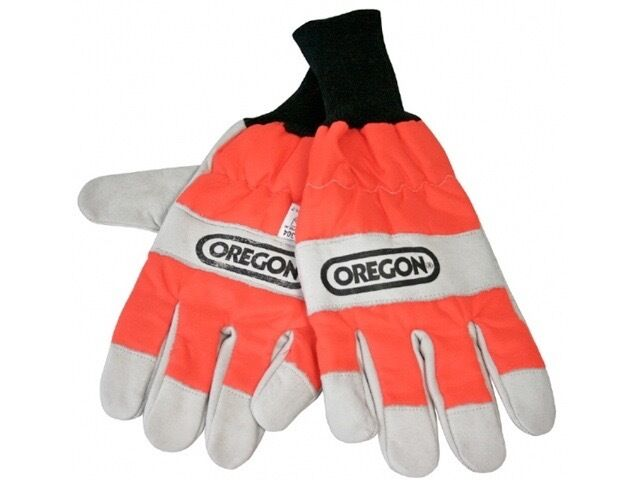 Site Chainsaw Protective Gloves Professional Site Quality Large